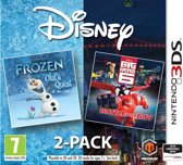 Frozen/Big Hero 6 Double Pack