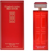 MULTI BUNDEL 3 stuks RED DOOR eau de toilette spray 100 ml