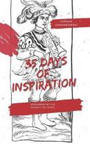35 Days of Inspiration