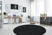 Arte Espina Modern vloerkleed Rabbit 100 Antraciet 160cm x 230cm