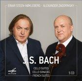 Cello Suites, Cello Sonatas, French Suites