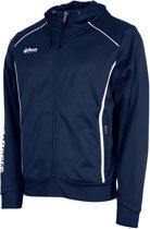 Reece Core TTS Hooded Sweater - Sweaters  - blauw donker - M