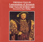 Tallis: Lamentations Of Jeremiah And Other Works