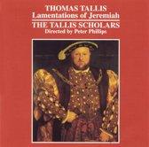 Tallis: Lamentations of Jeremiah / Phillips, Tallis Scholars
