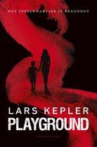 Boek cover Playground van Lars Kepler (Paperback)