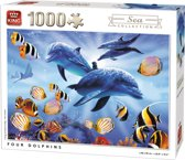 Generic 1000 Four Dolphins