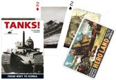 Tanks Speelkaarten - Single Deck