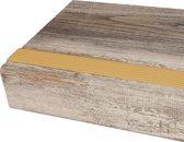 Anti slip strip zelfklevend kleur zand beige - rol 15meter Inclusief gratis alcoholdoekjes