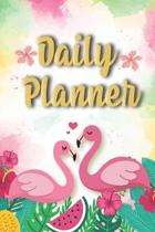 Daily Planner: A Daily Journal to Help You Track Your Habits, that will help you to progress Lifestyle Goal Planner