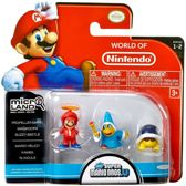 World Of Nintendo – Micro Land – Propeller Mario, Magikoopa & Buzzy Beetle