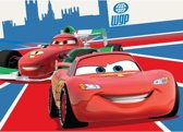 Tapijt Disney Cars Bliksem & Francesco