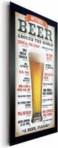 REINDERS Bier - Schilderij - 60x90cm