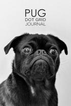 Pug Dot Grid Journal