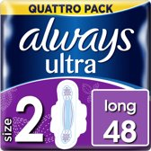 Always - Pads Ultra Long Plus - Quatro Pack