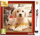 Nintendogs + Cats, Golden Retriever & Nieuwe Vrienden - Nintendo Selects - 2DS + 3DS