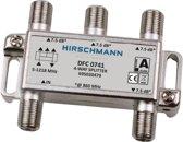 Hirschmann DFC 0741 4-voudige verdeler