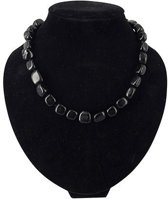Ketting Onyx nugget - Edelsteen collier