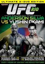 UFC 134 - Silva vs. Okami (dvd)