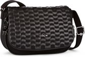 Kipling Earthbeat S - Schoudertas - Weaving Black