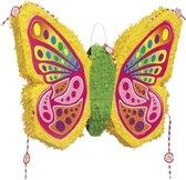 """""""Vlinder pinata  - Feestdecoratievoorwerp - One size"""""""
