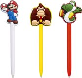 Official licensed Mario Stylus Pack N3DS/N3DSXL/3DS/3DSXL/2DS