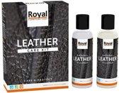 Oranje Leather Care Kit - Care & Protect Set 2x150 ml