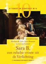 Tekst in Context 10 - Sara B., een rebelse vrouw uit de Verlichting