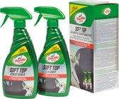 Turtle Wax Cabrio Cleaner en Conditioner - Voor Cabriodaken