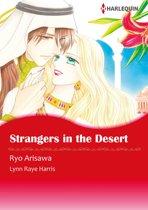 Strangers in the Desert (Harlequin Comics)