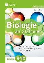 Biologie an Stationen 9-10 Gymnasium