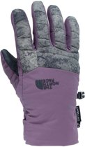 The North Face Guardian Etip - Handschoenen - Heren - Maat S - Black Plum / Grey Stonewash Print