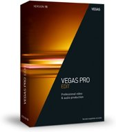 Sony VEGAS Pro 15.0 Edit PC