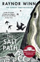 Boekomslag van 'The Salt Path'