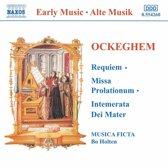 Ockeghem:Requiem.Missa Prolati
