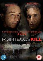 Righteous Kill (dvd)