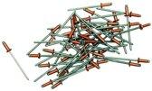 Gesipa Blindklinknagels met Rvs Cilinderkop - 5 x 16 mm - 500 Stuks