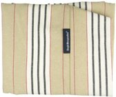Dog's Companion Hoes hondenkussen - S - 70 x 50 cm - Country field streep