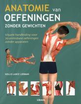 Anatomie van oefeningen zonder gewichten