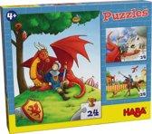 HABA Puzzels - Ridder Kilian