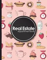 Real Estate Appointment Book