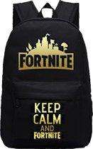 Real Lifestyle Fortnite Rugzak Rugtas Schooltas 26,2 liter - Keep Calm and Fortnite