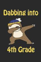Dabbing Into 4th Grade