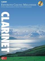 Favorite Celtic Melodies - Clarinet