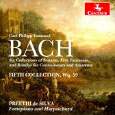Cpe Bach: Fifth Collection, Wq. 59