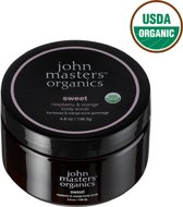 John Masters Organics Sweet Raspberry & Orange body scrub - 136 ml - Douchegel
