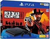 Playstation 4 Console - 500GB (Red Dead Redemption 2) (UK) /PS4