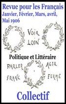 Revue pour les Français janvier 1906