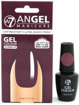 W7 Angel Manicure Gel Nagellak Plumbs Up