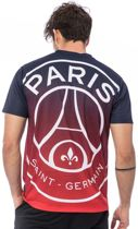 PSG T shirt Logo - Volwassenen - Maat S - Paris Saint Germain