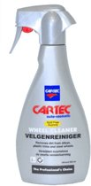Cartec Velgenreiniger - 500 ml - Wheel Cleaner - velgenreiniger zuurvrij - Velgenreiniger